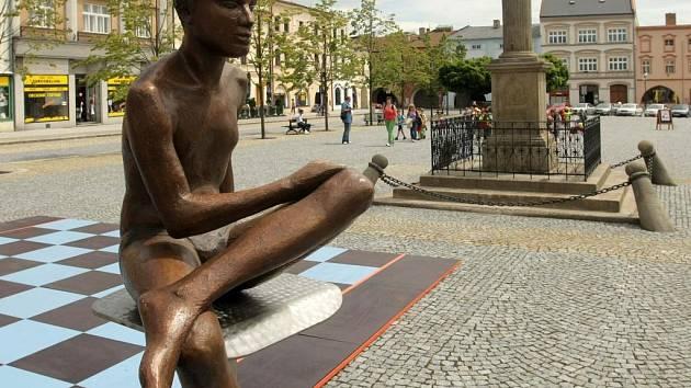 Náměstí v lipníku nad Bečvou