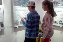 Městské muzeum v Hranicích si pro děti připravilo prázdninovou hru.