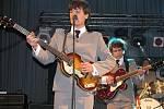 Nejslavnější kapelu světa The Beatles představila pražský revival The Bugles.