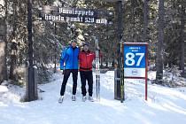 Zdeněk Hoffmann se společně s Miroslavem Gerhardem zúčastnili Vasova běhu ve Švédsku, který měří na devadesát kilometrů. Po absolvování Jizerské padesátky to byl další milník jeho běžkařských zkušeností.
