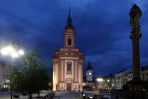 Kostel Stětí svatého Jana Křtitele v Hranicích
