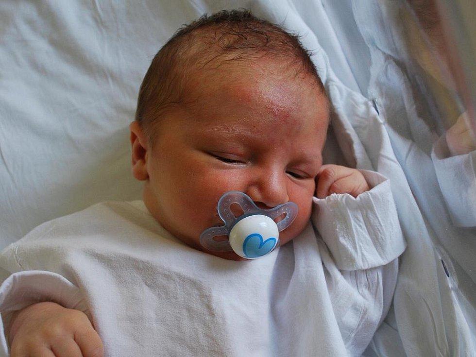 Danny Košuta, Přerov, narozen 19. července 2010 v Přerově, míra 51 cm, váha 3 340 g
