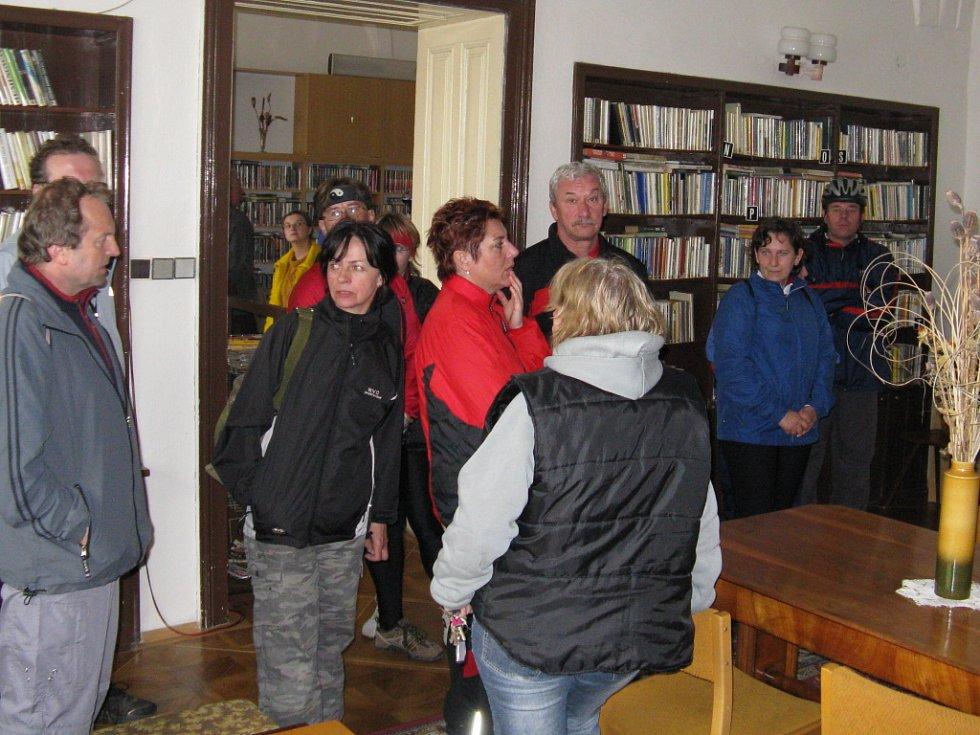 Cyklostezka seznamuje účastníky s historií mlynářství na Hranicku i s místními památkami.
