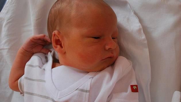 Ondřej Němčák, Lipník nad Bečvou, narozen 20. července 2010 v Přerově, míra 52 cm, váha 3 400 g