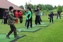 Den s regionem Hranicko v golfovém duchu v Radíkově