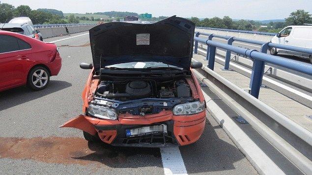 Nehoda rapidu a Punta u Bělotína