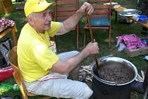 Soutěž Zlatá vařečka o nejlepší guláš ve Skaličce
