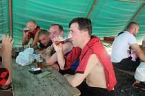 Pivní slavnosti v Bělotíně. Ilustrační foto