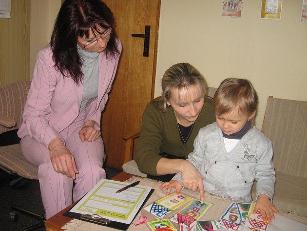 V hranických mateřinkách probíhají zápisy i v pátek 27. března.