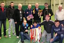 Velikonoční tenisový turnaj v Hranicích