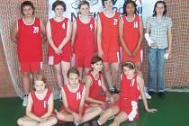 Děvčata ze ZŠ 1. máje si vybojovala účast na celorepublikovém turnaji.