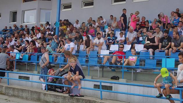 Oslavy 100 let fotbalu v Hranicích