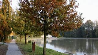 rybníka datovania