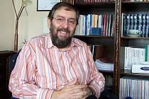 Juraj Rektor z Psychosociálního centra v Přerově.