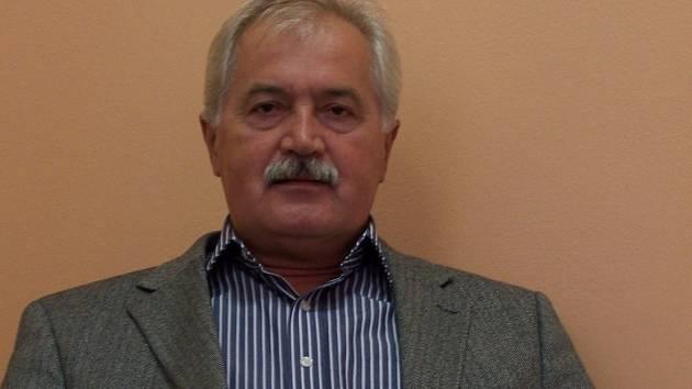Ředitel Československého jazzového festivalu Rudolf Neuls.