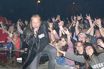 Jedním ze zpěváků, kteří prošli formací Citron, byl i Láďa Křížek.
