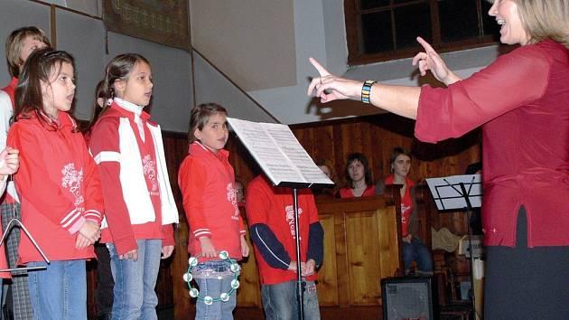 V Hranicích začaly adventní koncerty.
