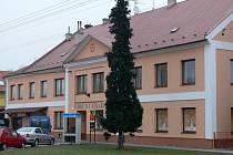 Obecní úřad v Černotíně