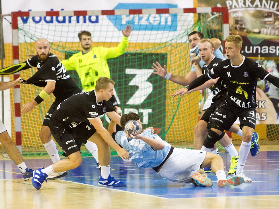 Talent Plzeň vs. Cement Hranice