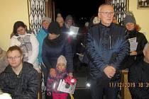 Česko zpívá koledy 2019 ve Skaličce