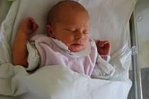 Anna Sigmundová, Přerov, narozena 30. března 2010 v Přerově, míra 47 cm, váha 2 910 g