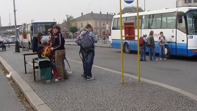 Autobusové nádraží v Přerově získá novou podobu.