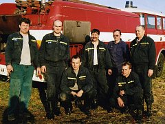 U každého letošního požáru v Lipné asistovali také dobrovolní hasiči z Jindřichova.