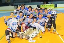 IHC Youngs Hranice – vítěz Novojičínské in line hokejové ligy