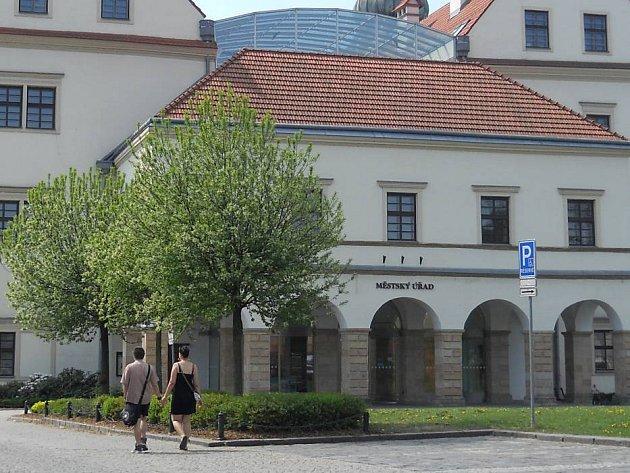 Městský úřad v Hranicích. Ilustrační foto