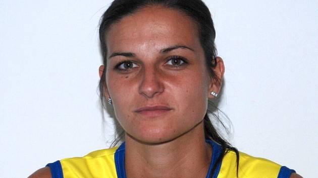 Andrea Krupníková, sympatická nahrávačka VK.