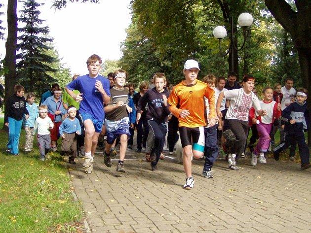 Již podvanácté se Hranice připojily k humanitární akci Běh Terryho Foxe.