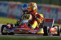 Tomáš Pivoda bude v příští sezoně s nějvětší pravděpodobností startovat v nejprestižnější lize světového kartingu a to KF 1.