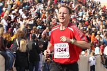 Hranický odchovanec Petr Kroča vyzkoušel pravou maratónskou trať v Řecku