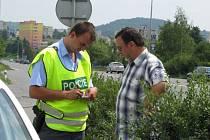 Od pátku 1. do neděle 3. sprna probíhala na Přerovsku a Hranicku dopravně bezpečnostní akce policie.