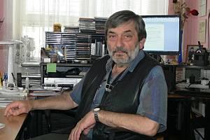 Ředitel Základní umělecké školy v Hranicích Mojmír Chuda