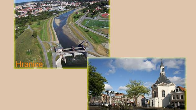 Hranice a Leidschendam – Voorburg