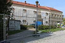 Základní umělecká škola v Hranicích prochází velkou rekonstrukcí
