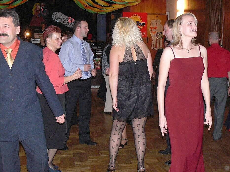 Ples Základní školy Bělotín