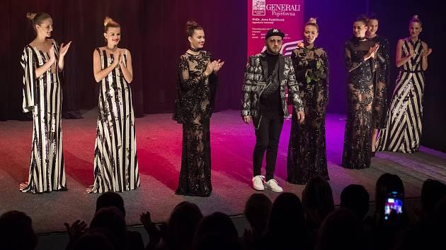Fashion show Top visage v Hranicích