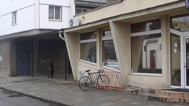 Podchod v blízkosti restaurace U Velblouda v Přerově se stal pro kolemjdoucí nebezpečným místem.