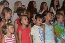 Bělotínský týden zpěvu - Koncert v Hranicích