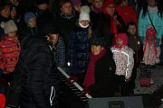 Česko zpívá koledy v Hranicích