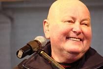 Poslední koncert Pavla Nováka si na Štědrý den nenechalo na náměstí ujít tisíce Přerovanů.