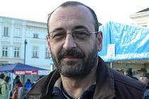Rostislav Plachý, zástupce ředitele ZUŠ Hranice