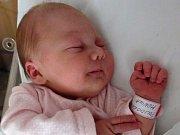 Monika Polidorová, Lipník nad Bečvou, narozena 18. srpna 2016, míra 47 cm, váha 3030 g