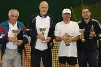 Finalové dvojice tenisového turnaje Jerry Cup 2007.