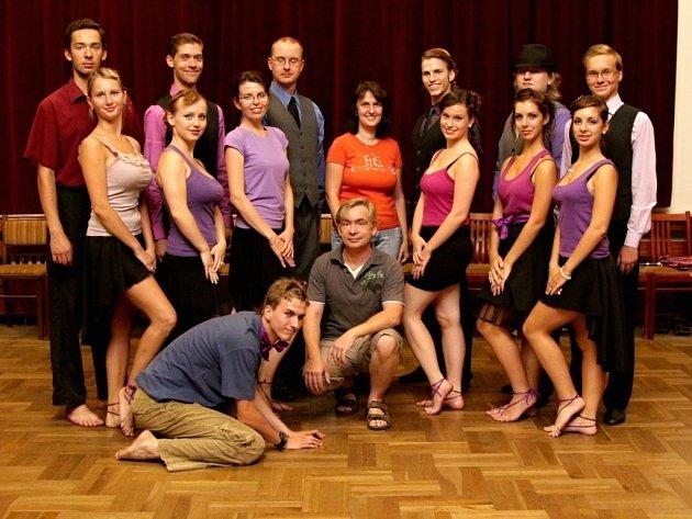 Tanečníci A-klubu pilovali své schopnosti v Bělotíně