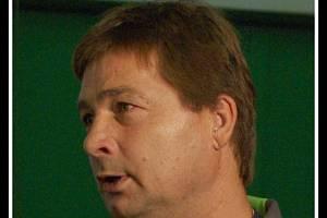 Tragicky zesnulý trenér Miroslav Frank