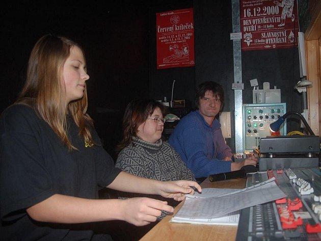 Pohádku Štědrý večer hráli v neděli naposledy v sokolském loutkovém divadle Přerovský Kašpárek.