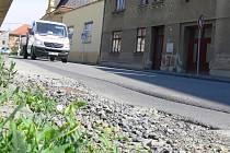 Na rekonstrukci ulice získala hranická radnice čtrnáct a půl milionu korun.